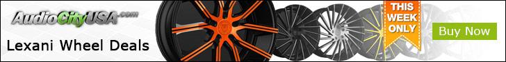 Lexani Wheel Deals
