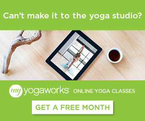 Online Yoga Classes Available! Get A Free Month!