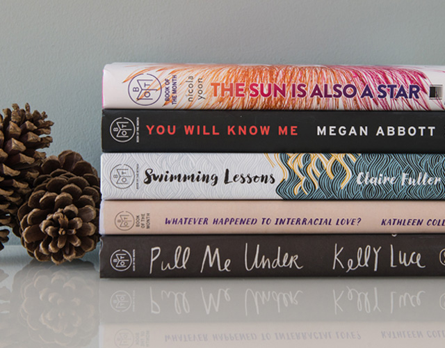 Give the gift of books | Book of the Month