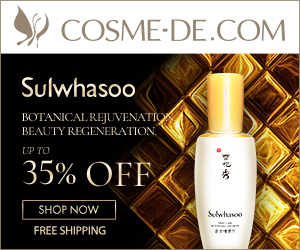 [Sulwhasoo] Up to 35% Off. Botanical Rejuvenation. Beauty Regeneration. SHOP NOW