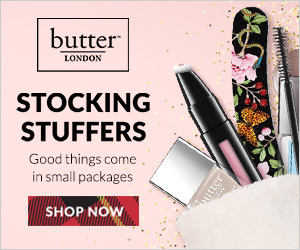 Stocking Stuffers from butter LONDON! Shop Now!