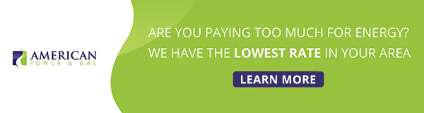 Are you paying too much for energy? We have the lowest rate in your area.