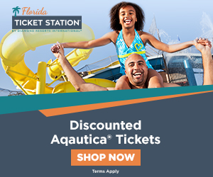 Discounted Aquatica Tickets