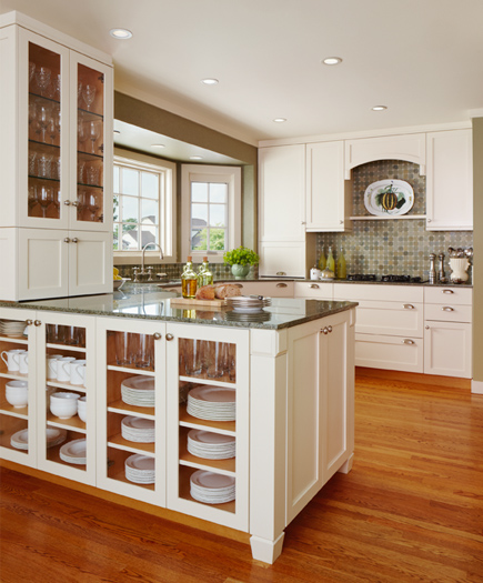 15 creative ideas to organize dish and plate storage on your kitchen