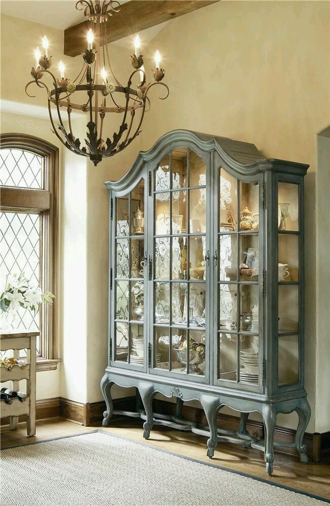 Simple And Elegant French Country Home Furniture For Dining Rooms