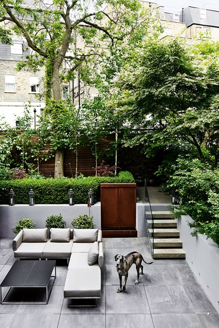55 Small Urban Garden Design Ideas And Pictures - Shelterness on Small Urban Patio Ideas id=89112