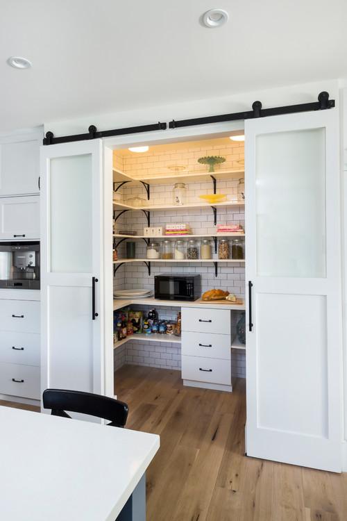 pantry cabinet door ideas