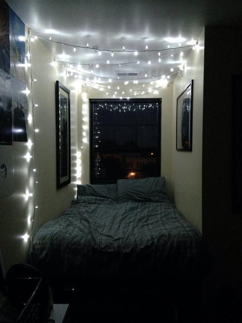 Cozy Room With Fairy Lights Novocom Top
