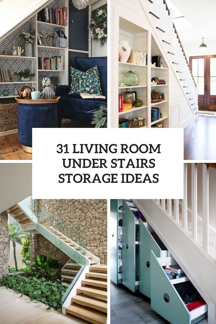 31 Living Room Under Stairs Storage Ideas Shelterness | Interior Steps Design For Hall | Modern Drawing Room Tv Cabinet | Decorative | Architecture | Half Circle Staircase | Model House Hall