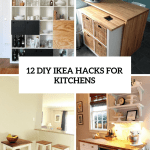 Ikea Kitchen Hacks Archives Shelterness