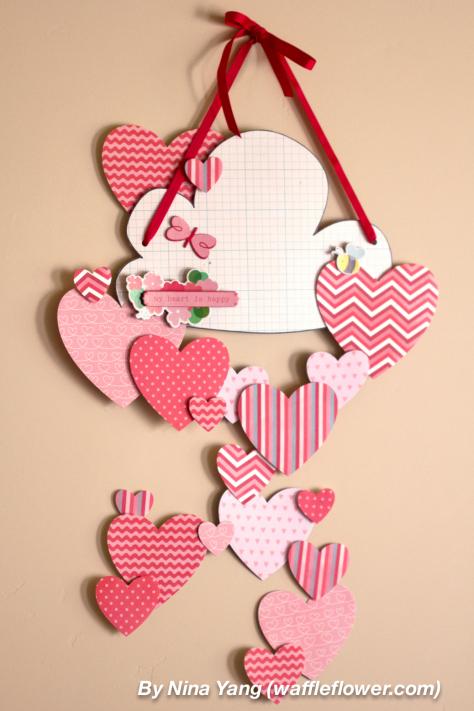 19 Easy DIY Paper Decorations For Valentines Day