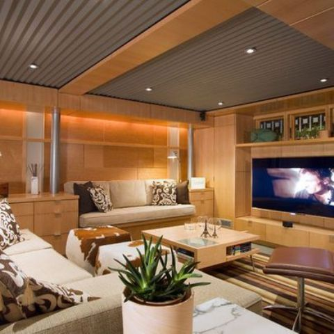 36 Practical And Stylish Basement Ceiling Dcor Ideas Shelterness