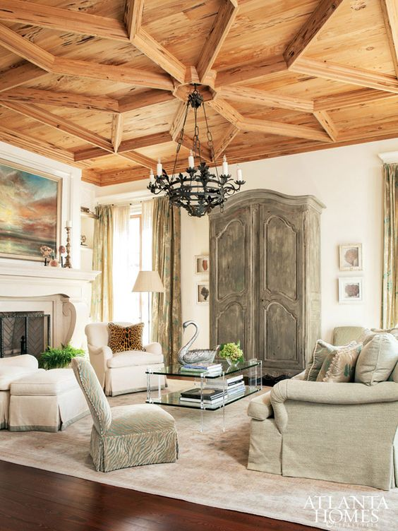 51 Cozy Wood Ceiling Ideas To Warm Up Your Space Shelterness