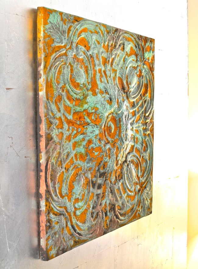 14 Easy And Budget Friendly DIY Faux Patina Finishes For
