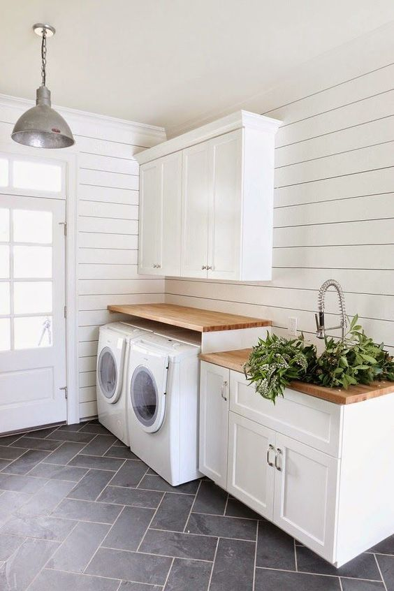 28 clever mudroom laundry combo ideas shelterness on paint for laundry room floor ideas images id=57874