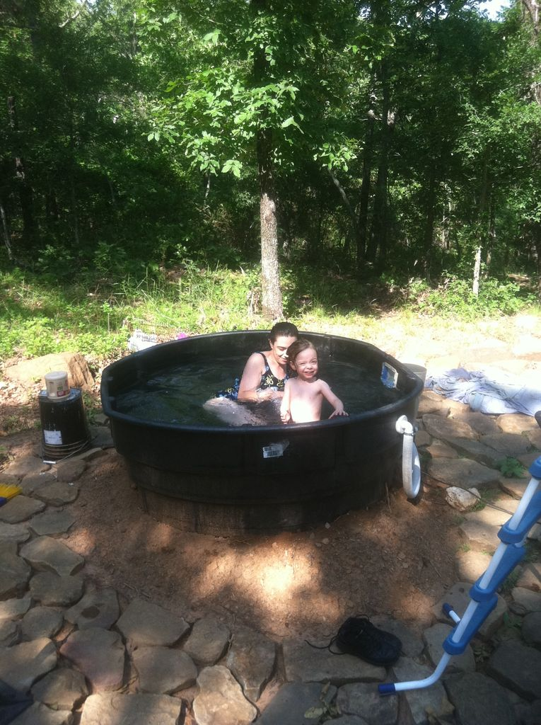 9 DIY Outdoor Hot Tubs You Can Build Yourself Shelterness