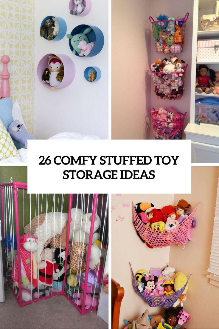 Formidable Stuffed Toy Storage Ideas Cover Stuffed Toys Storage