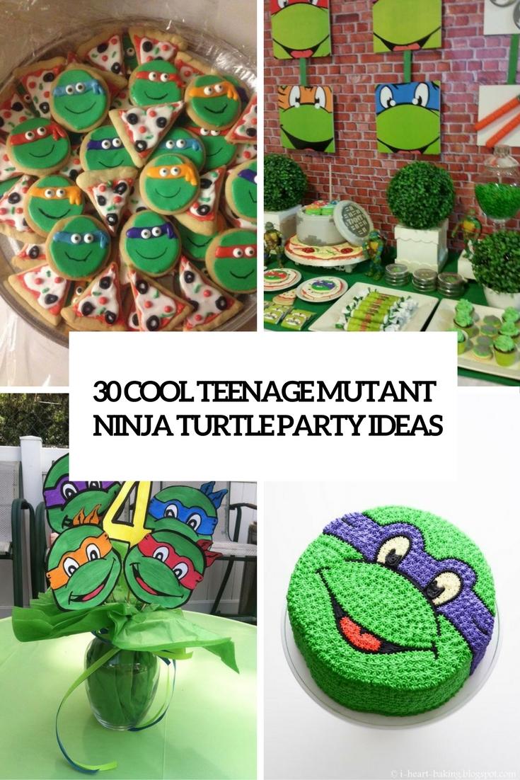 30 cool teenage mutant ninja turtles