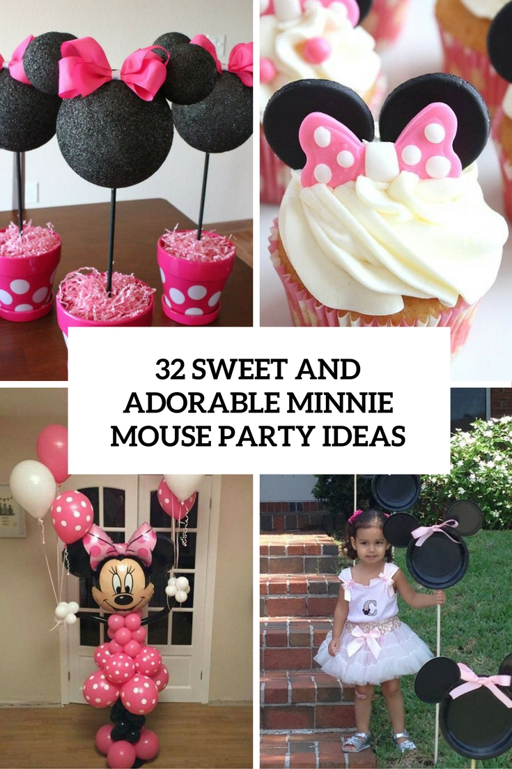 Minnie Mouse Home Decor