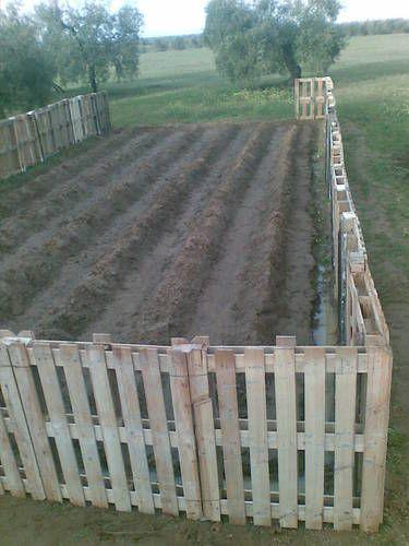 How Build Garden Plot