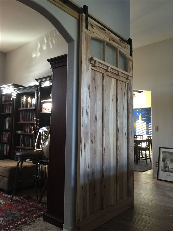 20 Stylish Barn Doors Ideas For Your Interiors Shelterness