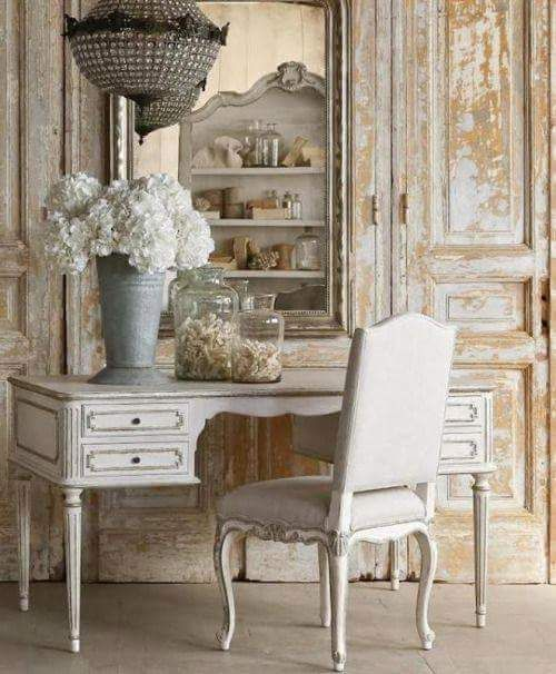 15 French Country Home Office Dcor Ideas Shelterness