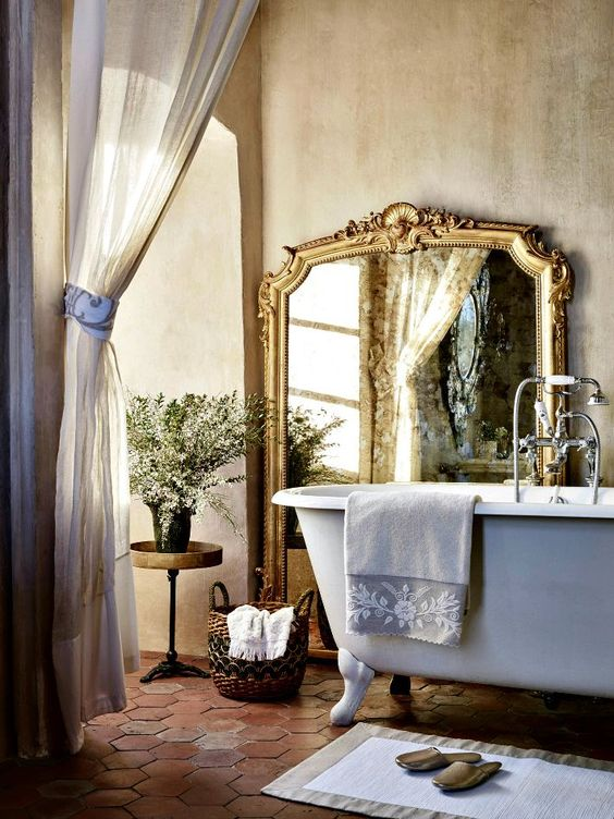 15 French Country Bathroom Dcor Ideas Shelterness