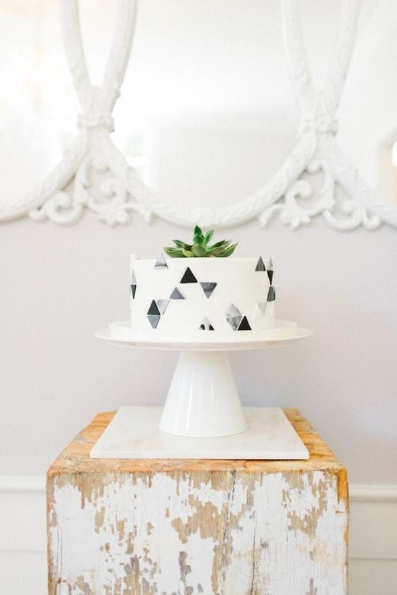 20 Cool Geometric Baby Shower D 233 Cor Ideas Shelterness