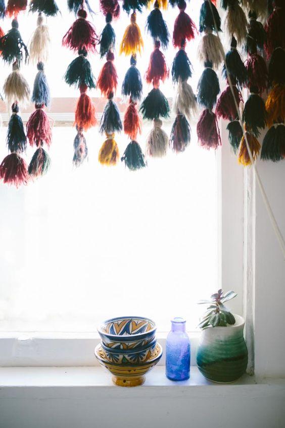 15 Cheerful Tassel Home Dcor To Bring A Summer Feel