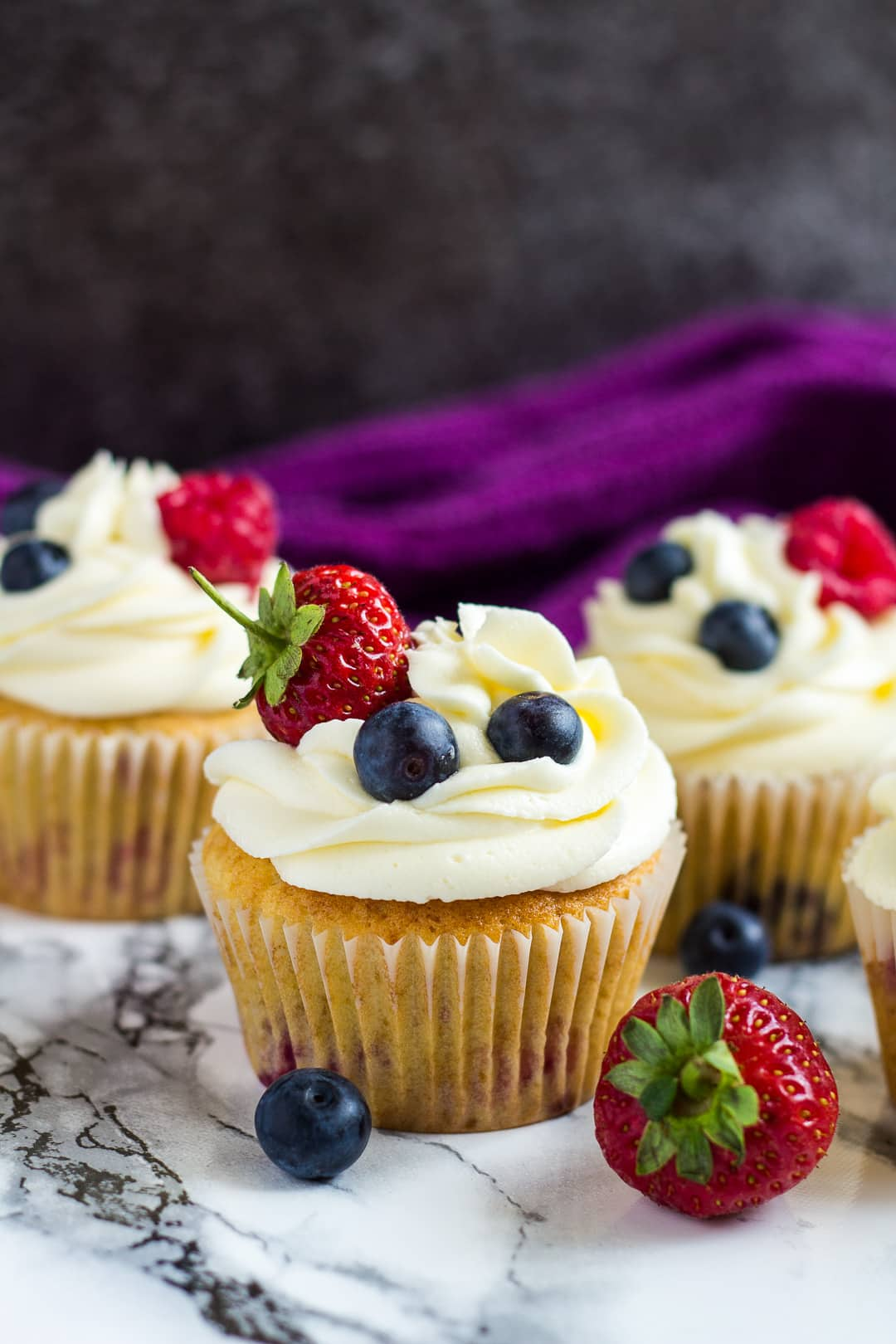 10 Delicious Diy Cupcake Recipes With Various Frosting