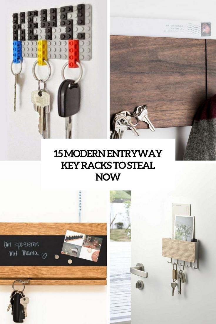 https www shelterness com modern entryway key racks