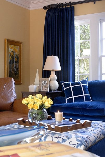 To help you get started, the following natural colors bedroom ideas. 25 Blue Room Design Ideas - Shelterness