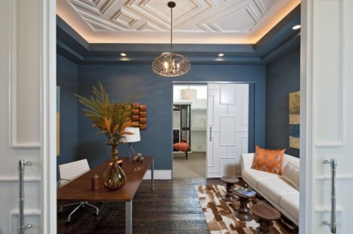 Faux Tray Ceiling Molding