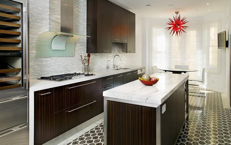Picture Of Cool Kitchen Backsplashes