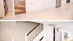 5 Cool Under Stair Storage Ideas Shelterness