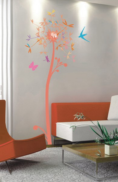 32 Ideas To Decorate Walls With Butterflies Shelterness