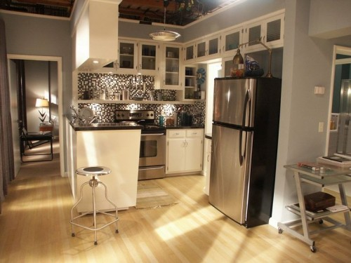Dexter Apartment Interior Shelterness