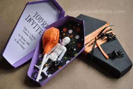 30 Creative Halloween Party Invitation Ideas Shelterness