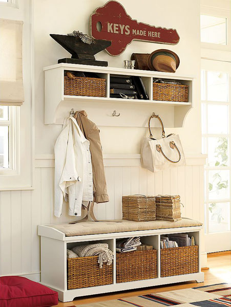 67 Mudroom And Hallway Storage Ideas Shelterness