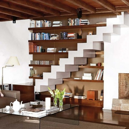 31 Living Room Under Stairs Storage Ideas Shelterness | Small Living Room With Stairs Design | Inner | Unique | Dining | Exciting | Stairway
