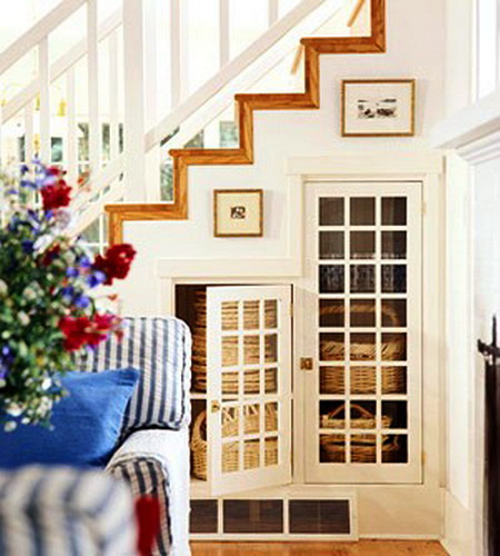 15 Living Room Under Stairs Storage Ideas Shelterness Part 65