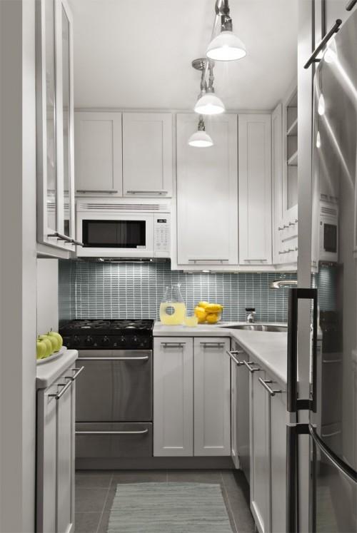 51 Small Kitchen Design Ideas That ROCKS - Shelterness on Farmhouse:4Leikoxevec= Rustic Kitchen Ideas  id=41812