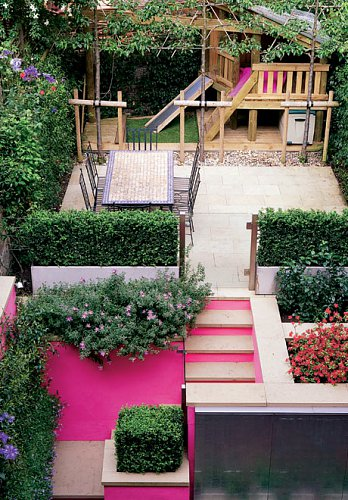 55 Small Urban Garden Design Ideas And Pictures - Shelterness on Small Urban Patio Ideas id=90456