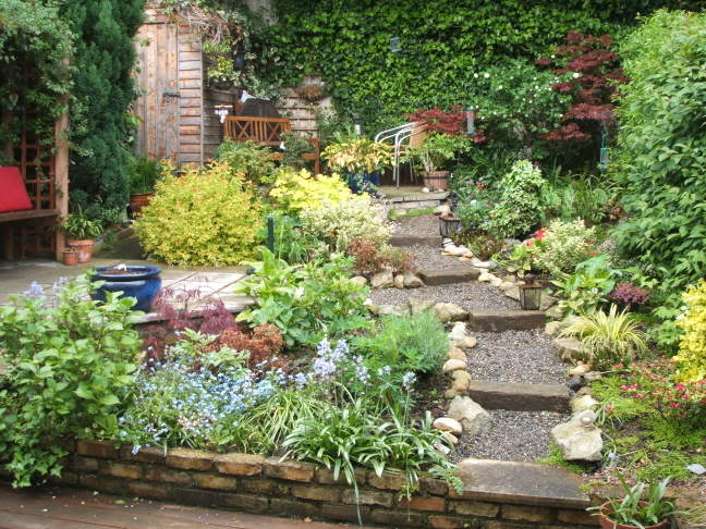 Picture Of Small Urban Gardens