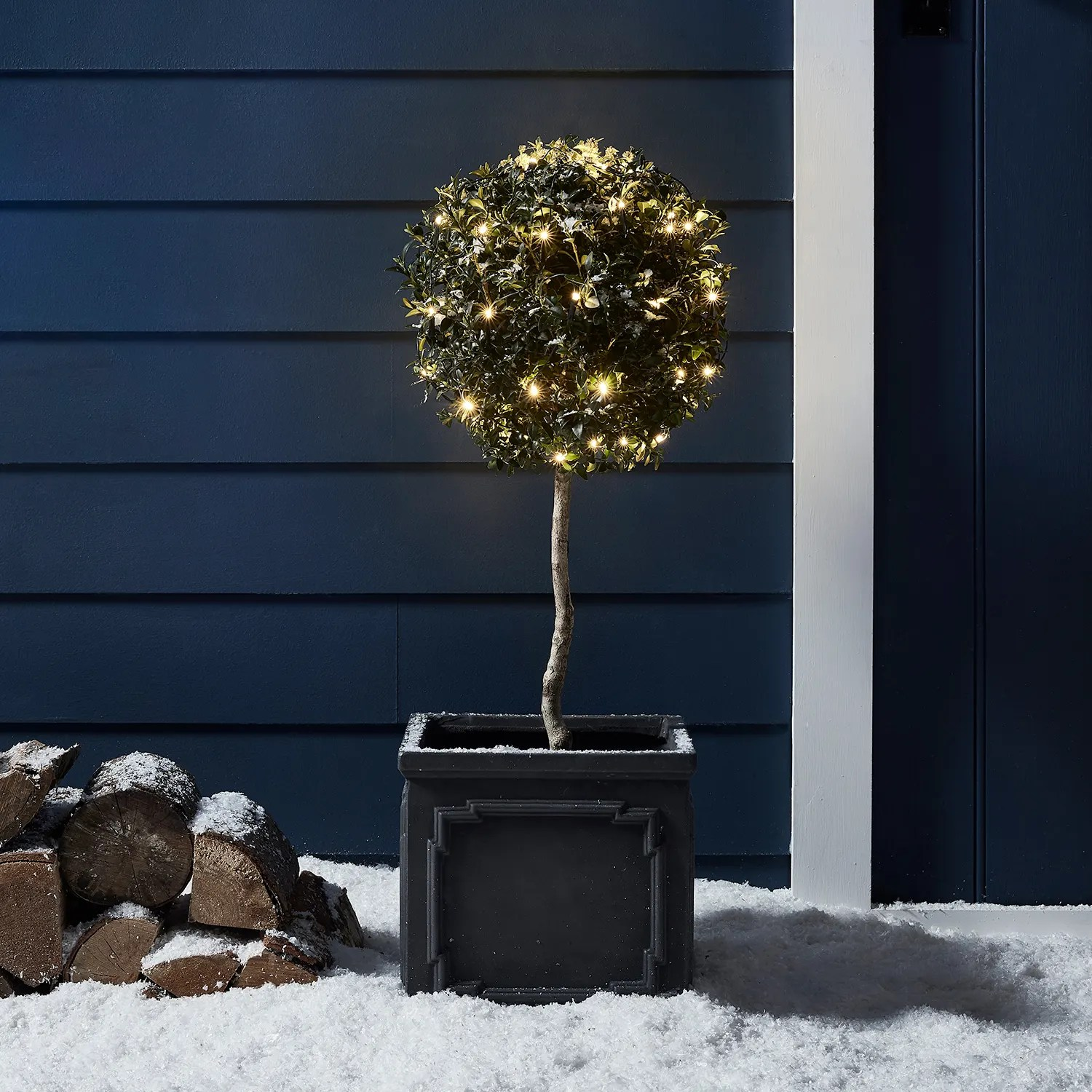 Battery Operated Outdoor Christmas Lights Lights4fun Co Uk