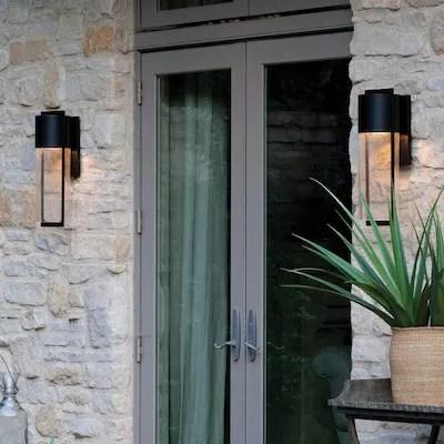 modern outdoor wall lights exterior