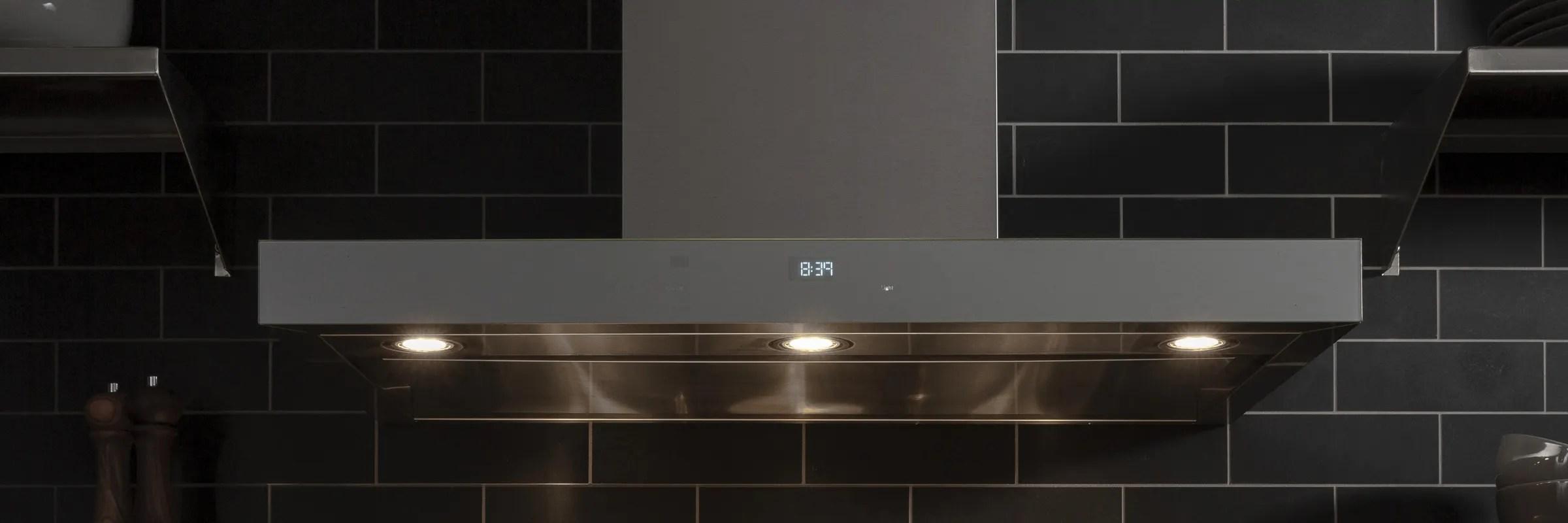 range hood kitchen vent hood chimney