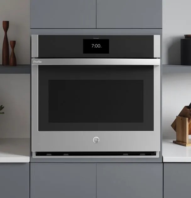 wall oven installation guide from ge
