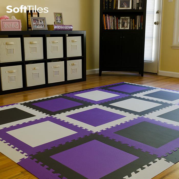 foam interlocking floor tiles