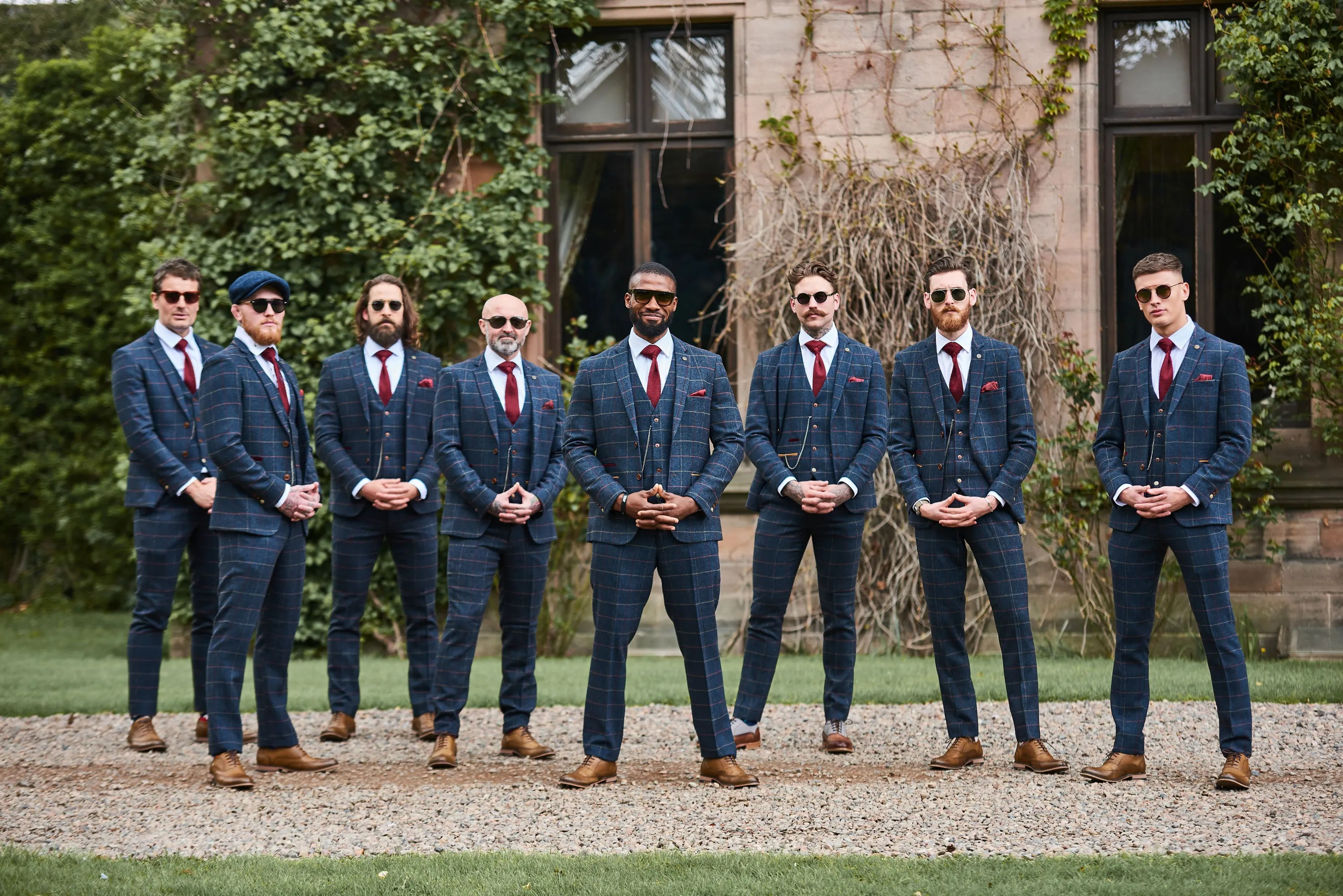 Groom Suit Ideas For 2018 / 2019